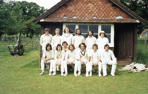 Killerton Cricket XI 1973   1