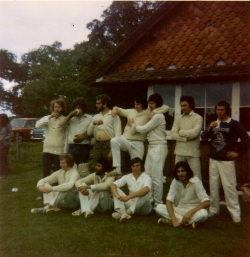 Killerton Cricket XI 1974   1