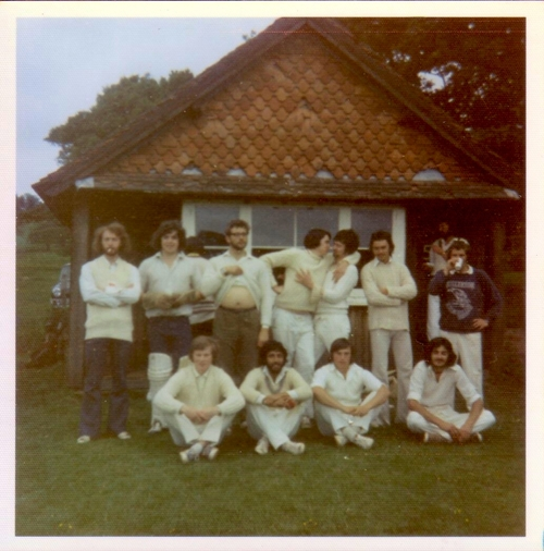 Killerton Cricket XI 1974   2