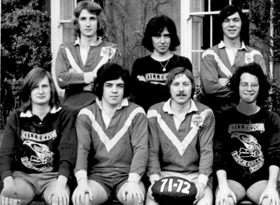 Inter Counties 1971   The North
